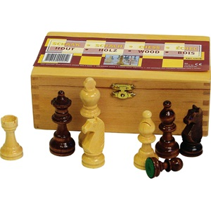 49CH - Chess Pieces • 76 mm •