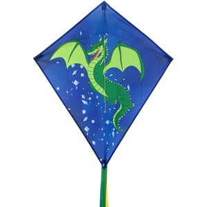 51WD - Diamond Kite • Green Dragon •