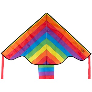 51WF - Schwanzdrachen • Regenbogen •