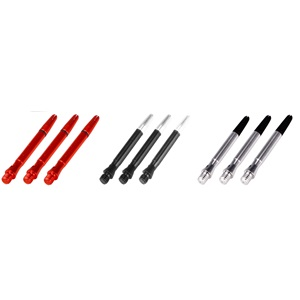 52BO - Shafts Aluminium • Roterende Top •
