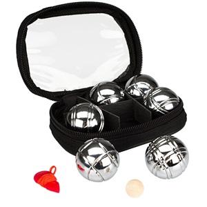 52JH - Mini Jeu de Boules Set • 6 Balls •