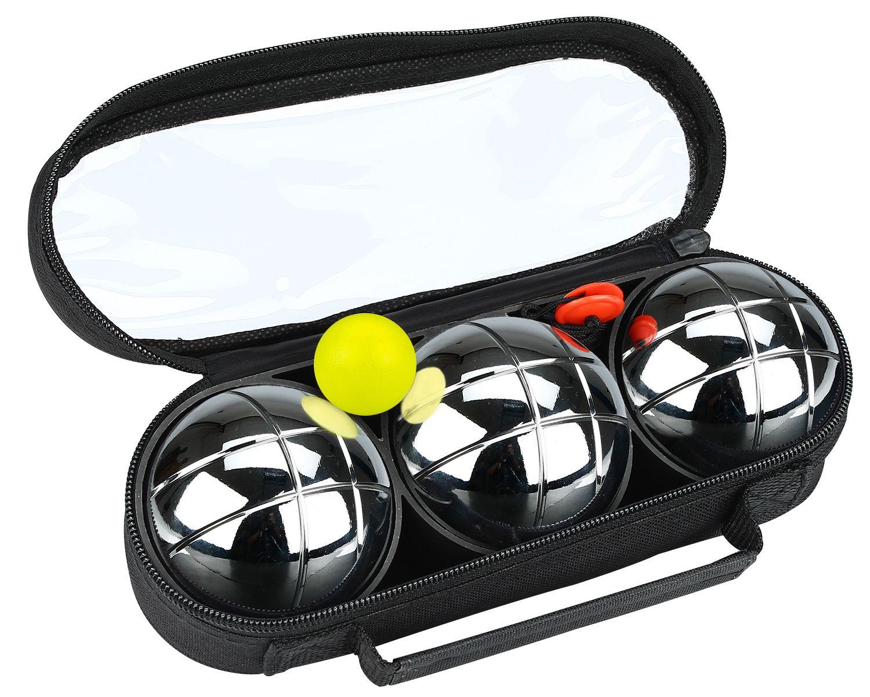 Jeu de Boules Set IV • 3 Ballen •