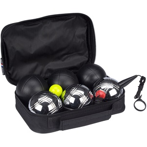 52JT - Jeu de Boules Set Deluxe • 6 Balls •