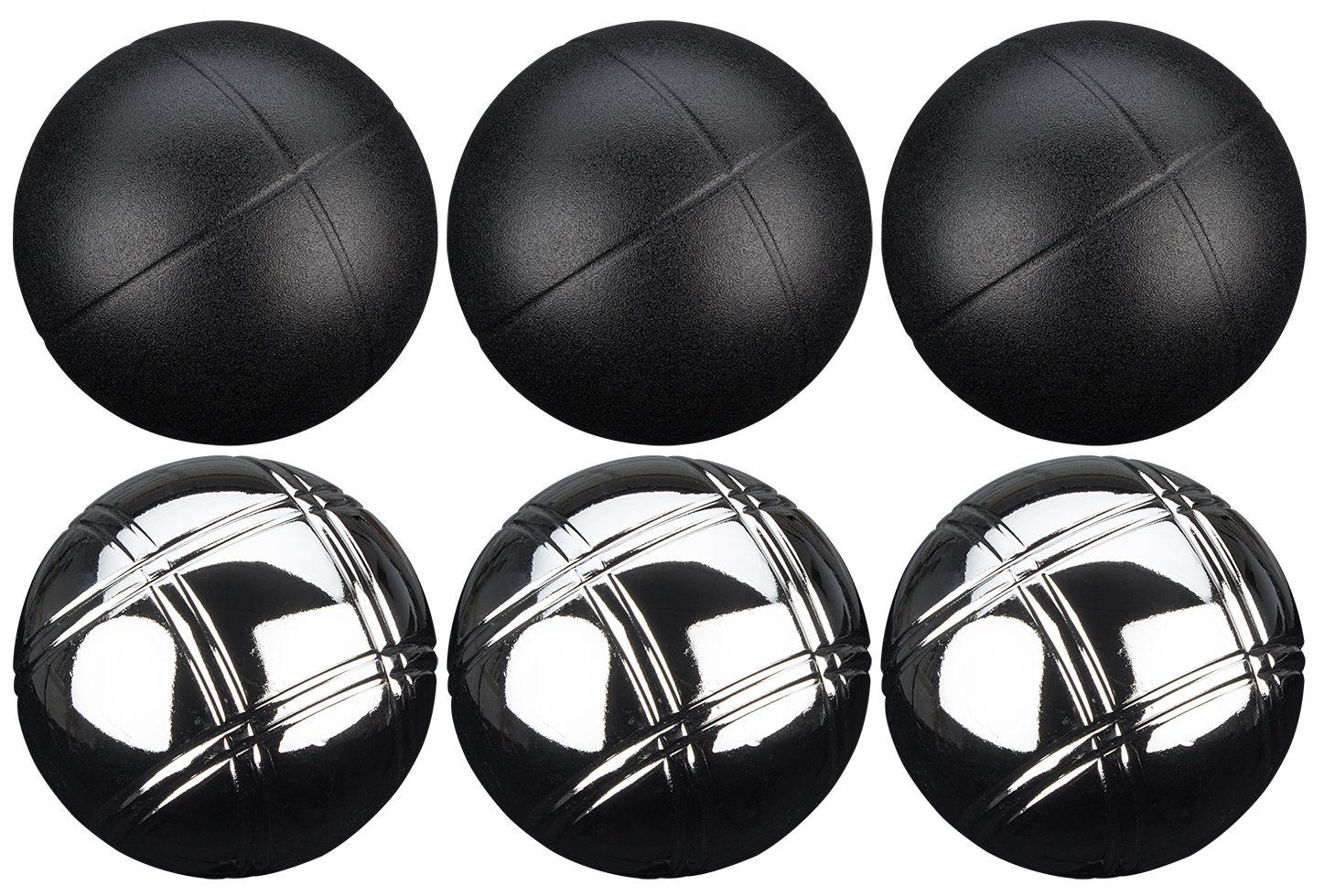 Jeu de Boules Set Luxe • 6 Ballen •