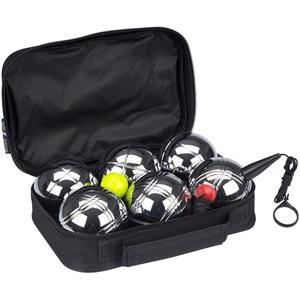 52JU - Jeu de Boules Set V • 6 Balls •