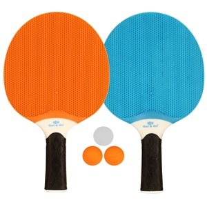 61UP - Outdoor Table Tennis Set