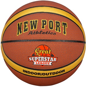 16GH - Basketball laminiert Größe 7 • Athletic •
