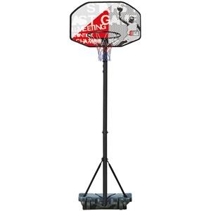 16NJ - Basketbalstandaard Verrijdbaar • Champion Shoot •