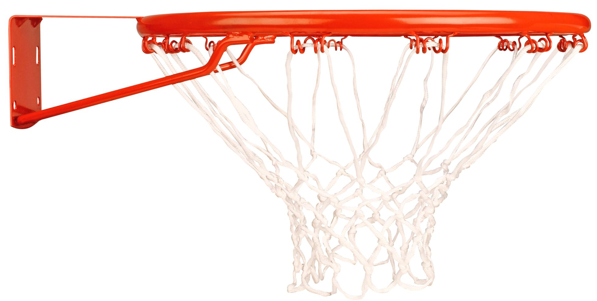 Basketbalring met Net  in Showdoos