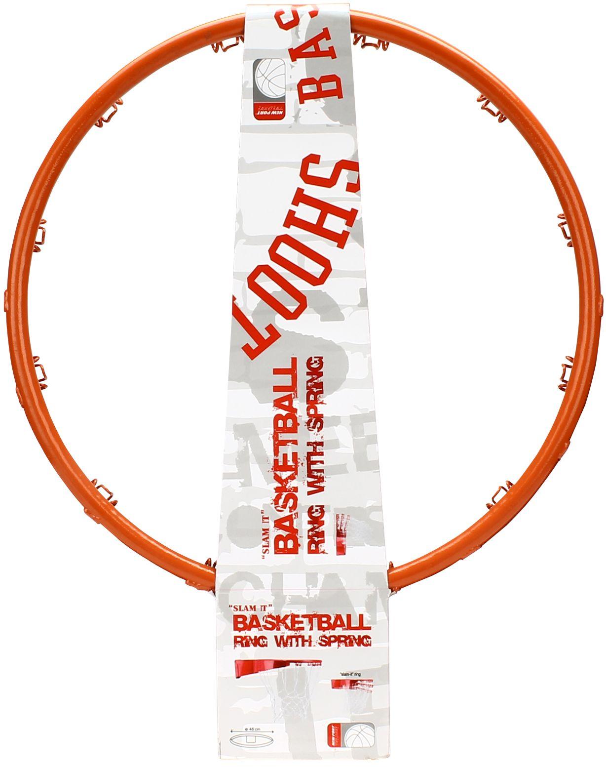 Basketbalring met Veer • Slam Rim Pro • en Net