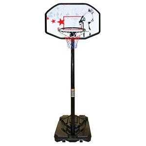 16NX - Basketbalstandaard verrijdbaar en verstelbaar • Home Dunk •
