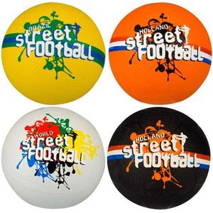 16ST - Straatvoetbal • Holland-Brazil-World •