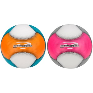 16WH - Mini Voetbal Strand • Soft Touch • Fun Play •