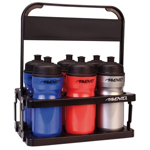 21WD - Foldable Carrying Rack for 6 Bottles