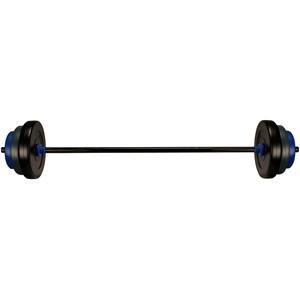 41HA - Fitness Pump Set 20 Kg in Koffer