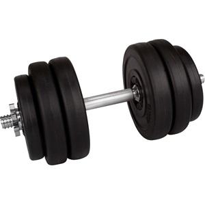 41HI - Halter 15 Kg • Kunststof Gewichten •