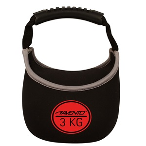 41KI - Kettle Bell Neopreen • 3 Kg •