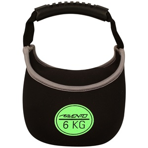 41KL - Kettle Bell Neopreen • 6 Kg •