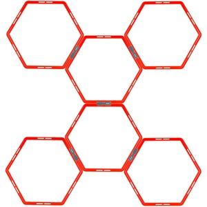 41TK - Trainingsframe Hexagoon 6-delig