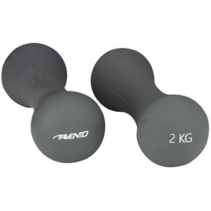 42DB - Hand Weight Set • Bone - 2 x 2 Kg •