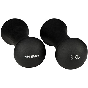 42DC - Hand Weight Set • Bone - 2x 3 kg •