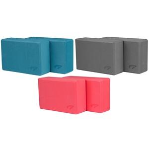 42YA - Yoga Blok Set van 2 • Foam •