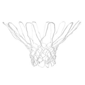47NA - Basketballnetz weiß