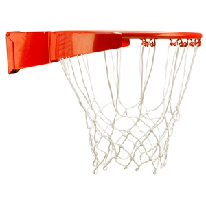 47RA - Basketball Hoop with Spring + net • Slam Rim Pro •