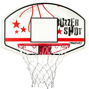 47RB - Basketbalbord + Ring + Net • BuzzerShot •