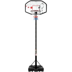 47SC - Basketbalstandaard verrijdbaar en verstelbaar • Home Dunk •