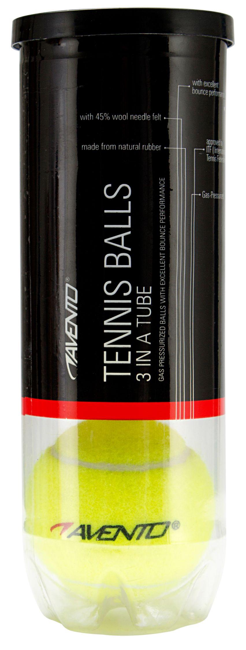 Tennisballen Gasgevuld • 3 Stuks •