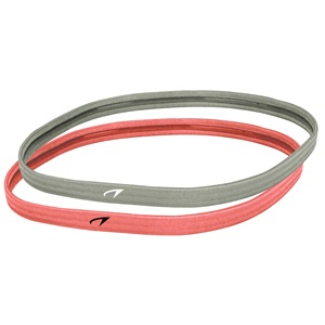 74ON - Sporthaarband • Elastiek • 10 mm • 2 Stuks •