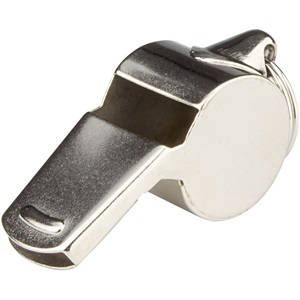 75FG - Referee's Whistle • Steel •