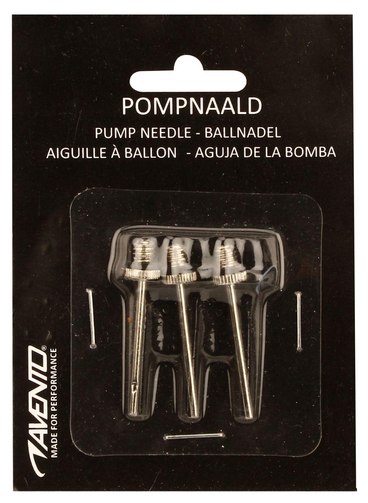 Pompnaalden • 3 Stuks •