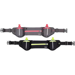 21PF - Running Belt with 2 Drinking Bottles