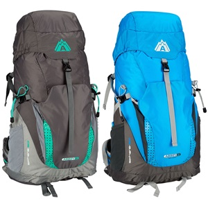 21QH - Trekking Backpack with Aero-Fit • Sphere 50L •