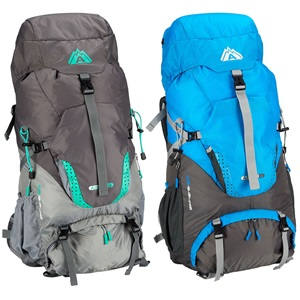 21QI - Trekking Backpack with Adjustment System • Sphere 60L •
