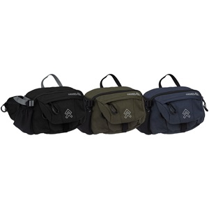 21QU - Active Outdoor Gürteltasche • Turnpike 3L •