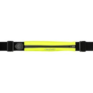 44RF - Sportgürtel mit Tasche + wiederaufladbarer LED-Streifen