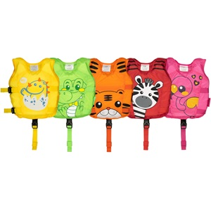 52ZB - Swimming Vest Animal • 3-6 Years • 18-30 kg •