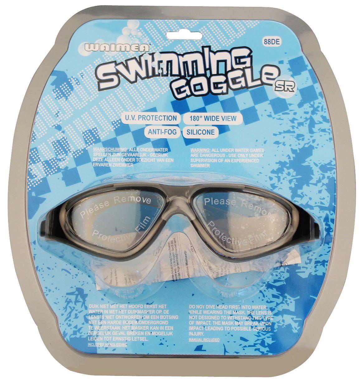 Zwembril Total View • Senior •