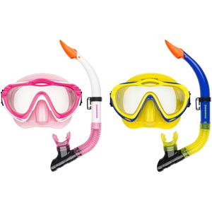88DF - Diving Mask with Snorkel • Junior •
