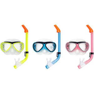88DH - Diving Mask with Snorkel • Junior •