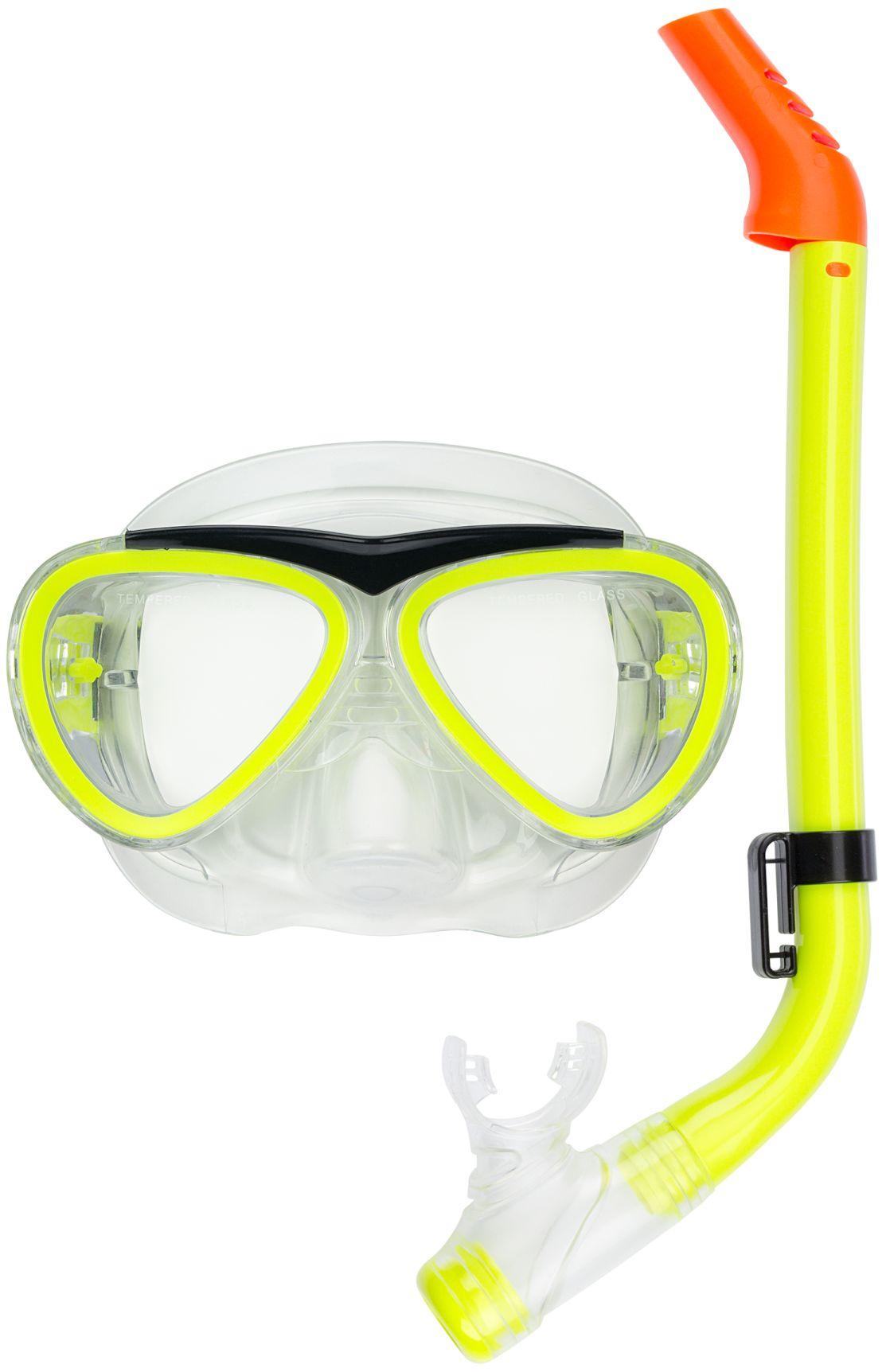 Duikmasker met Snorkel • Junior •
