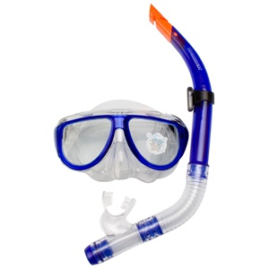 88DI - Diving Mask with Snorkel • Senior •