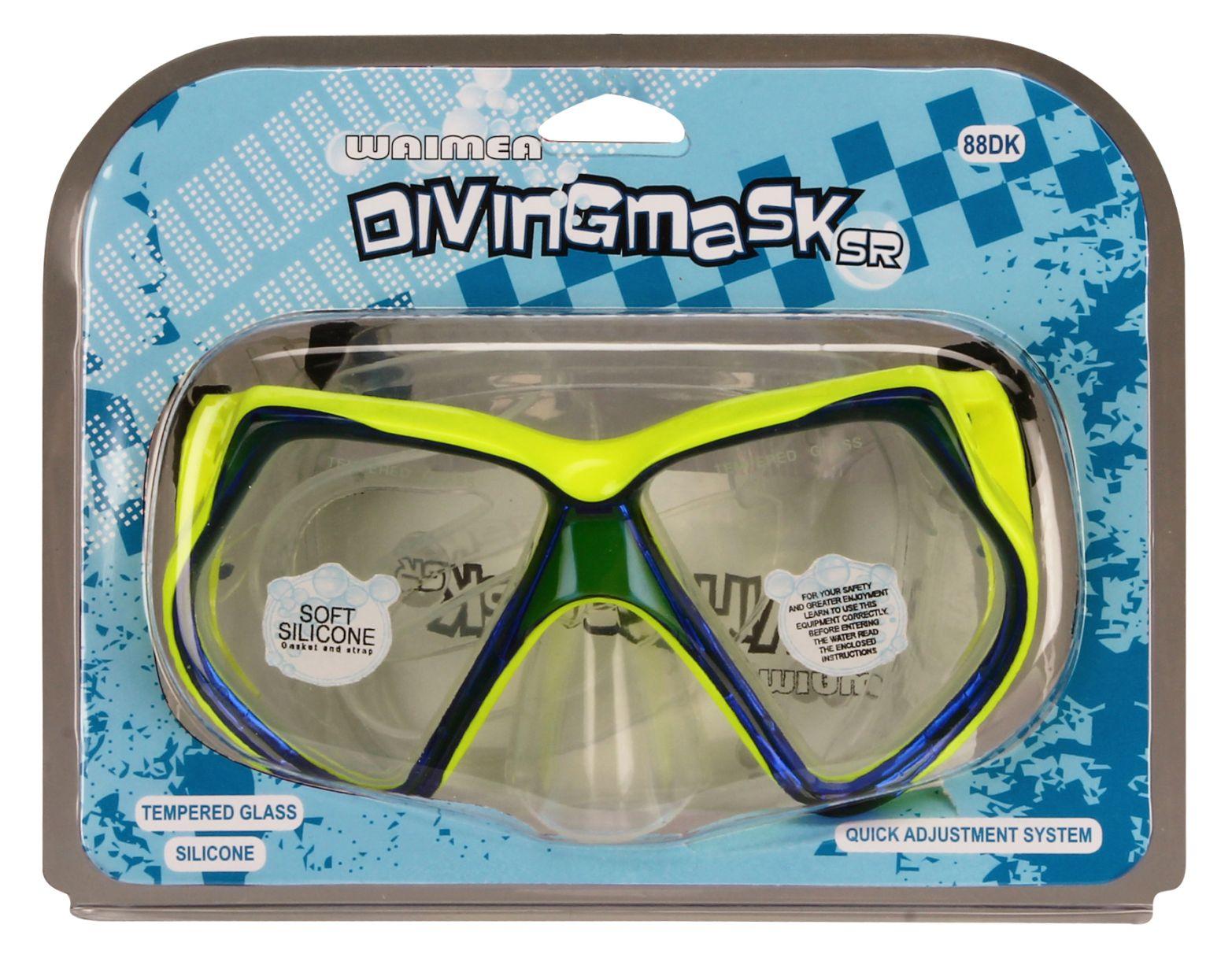 Duikmasker Silicone • Senior •