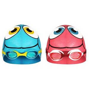88DU - Zwemmuts Vis met Zwembril • Junior •